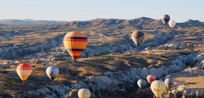 Cappadocië: wandelen en ballonvaren